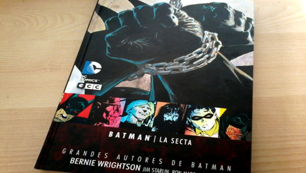 Batman La Secta Portada OKOKOK