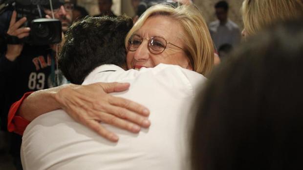 """Rosa Díez: """"No presentaré mi candidatura al consejo de dirección de UPyD"""""""