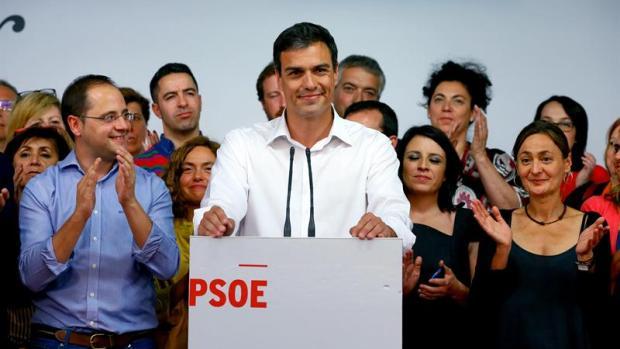 """Pedro Sánchez: """"Es el principio del fin de Mariano Rajoy como presidente"""""""