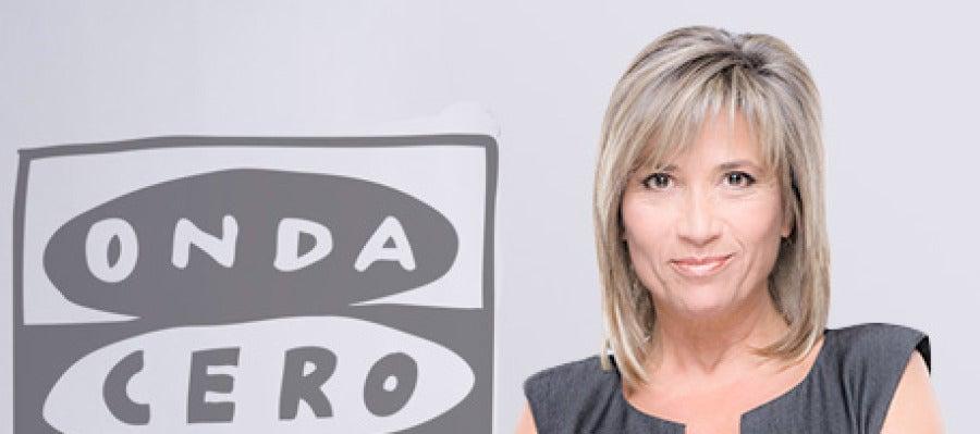 Julia Otero, directora de Julia en la onda