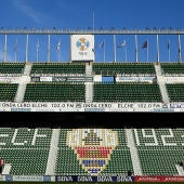 Estadio del Elche CF.