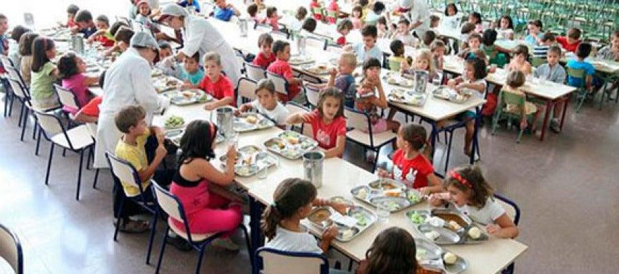Ondacero radio los alumnos de centros concertados podr n for Becas comedor 2017 madrid