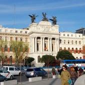 Edificio sede del Ministerio de Agricultura