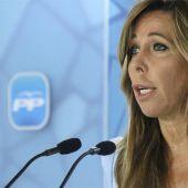 """Alicia Sánchez-Camacho: """"Pedro Sánchez está 'podemizando' al PSOE"""""""