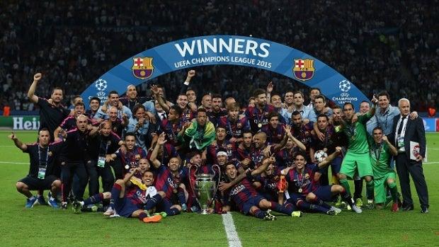 Juventus 1 - 3 Barcelona. ¡El Barcelona campeón de la Champions League!