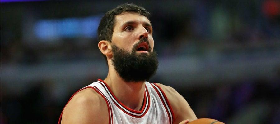 Nikola Mirotic, jugador de los Chicago Bulls