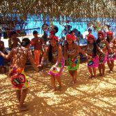 Niñas Indígenas - Contraparte