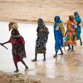 Mujeres Sudanesas - Contraparte