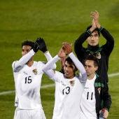 Bolivia logra el triunfo ante Ecuador