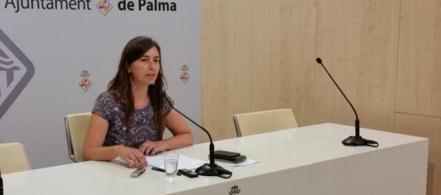 Neus Truyol, portavoz Ayuntamiento de Palma