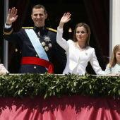 Proclamación del Rey Felipe VI