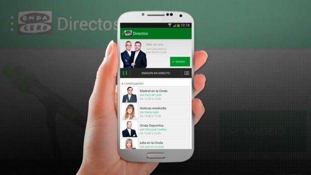 App de Onda Cero