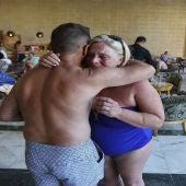 Dos turistas tras el atentado en Túnez