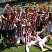 El Bilbao Ahtletic asciende a Segunda División