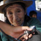 Anciana Indígena - Contraparte