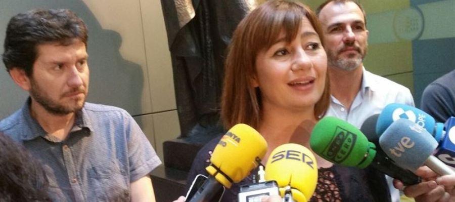 Francina Armengol será investida Presidenta de Baleares.