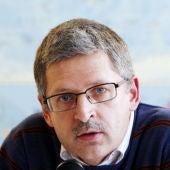 Flemming Rose, director del diario danés 'Jyllands-Posten'.