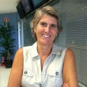 La periodista Paloma del Río