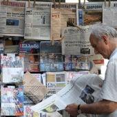 Periódicos griegos