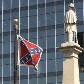 Arriada la bandera confederada en el Capitolio de Carolina del Sur