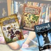 Selección de libros infantiles