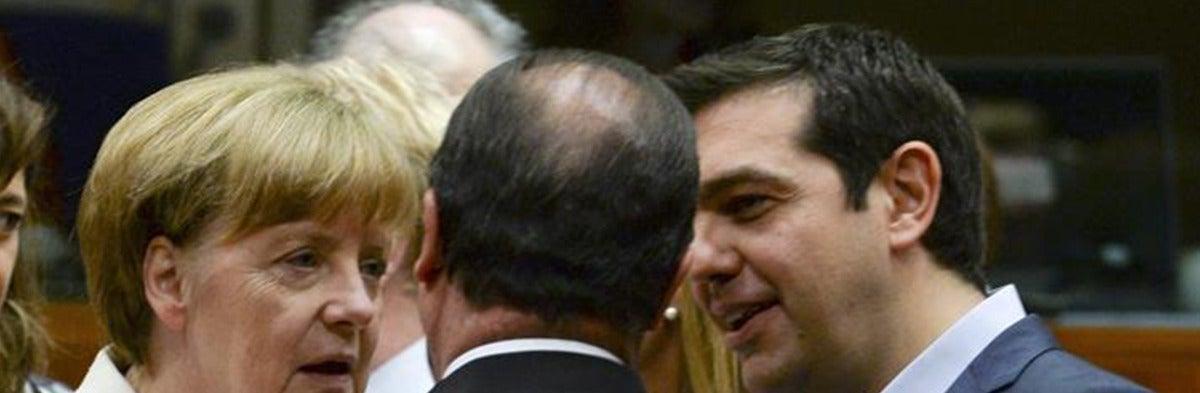 La eurozona alcanza un acuerdo con Grecia por unanimidad para el tercer rescate