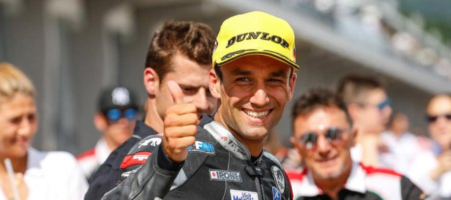 Zarco vence en el GP de Alemania de Moto 2