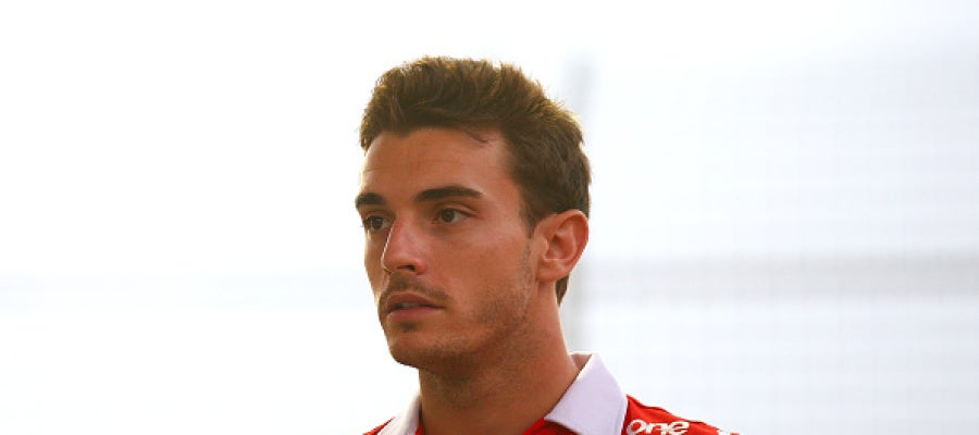 Jules Bianchi, piloto de F1
