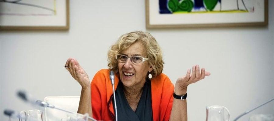Carmena en 'La Reppublica'