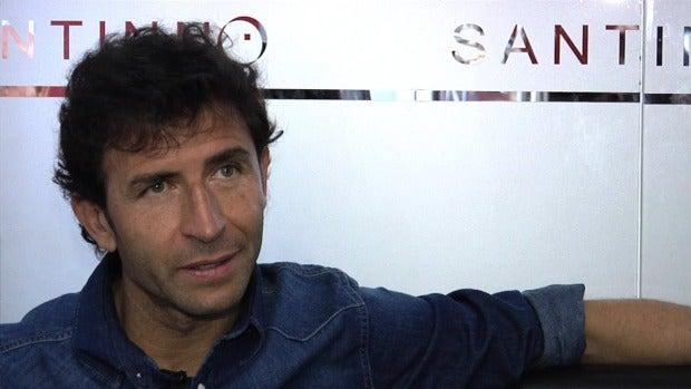 """Luis Milla: """"Tenemos que ilusionarnos con el reto de subir a primera división"""""""