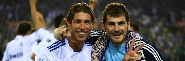 """Iker Casillas: """"Sergio Ramos no tiene narices de tirarme un penalti a lo panenka"""""""