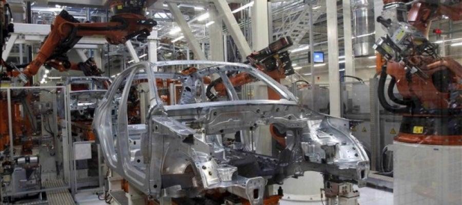 Centro técnico de una empresa automovilística