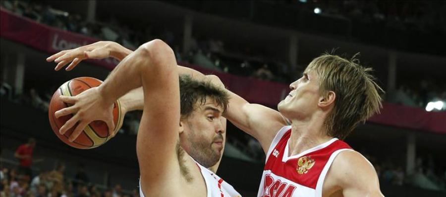 La selección rusa de baloncesto queda excluida de cualquier competición internacional