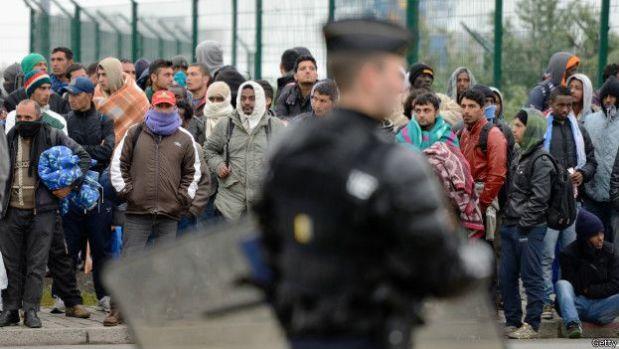 El Orden Mundial: Europa se blinda a la inmigración