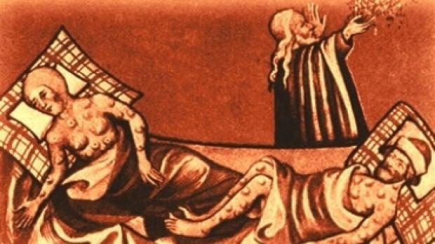 Revista Historia: La peste negra, el mayor apocalipsis del pasado