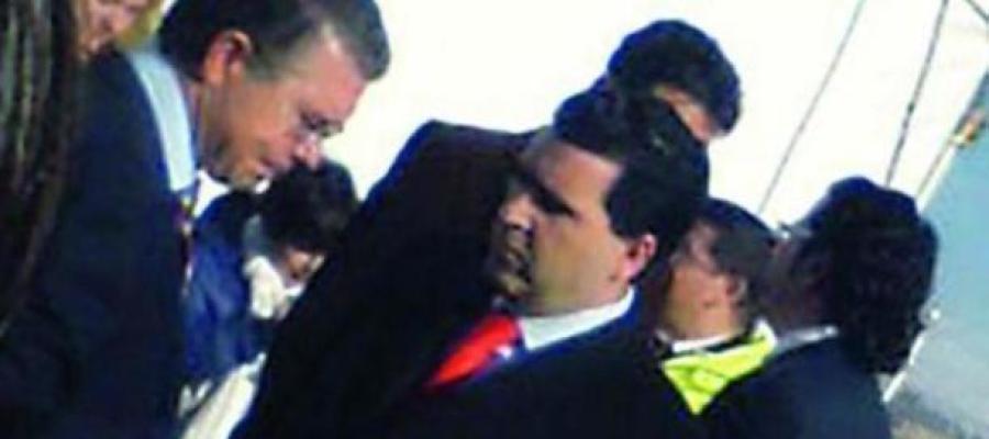 Francisco Granados y David Marjaliza, en una imagen de archivo