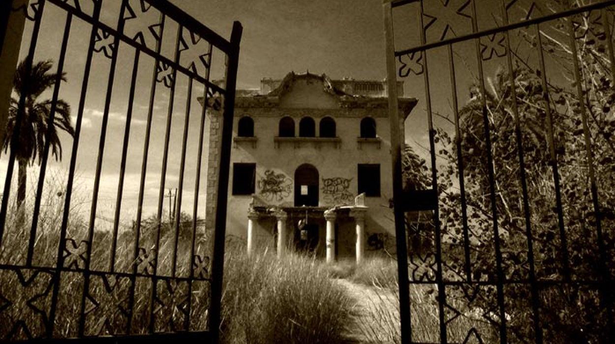 Encuentros con lo desconocido: Martillo y 'La casa de Verges'