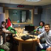 La asociación Solidariedade Galega co pobo Saharagui en Onda Cero Pontevedra