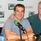 Luis Merlo y Carlos Hipólito