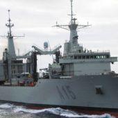 Imagen de archivo del buque 'Cantabria'