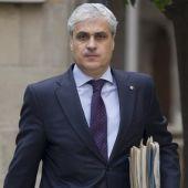 El conseller de Justicia catalán, Germà Gordó