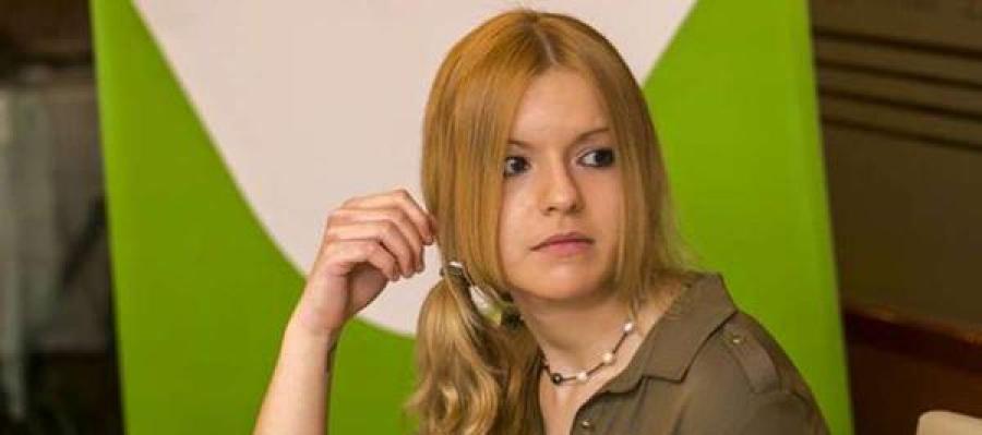 La presidenta de VOX en Cuenca, Inmaculada Sequí