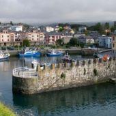 Puerto de Navia (Asturias)