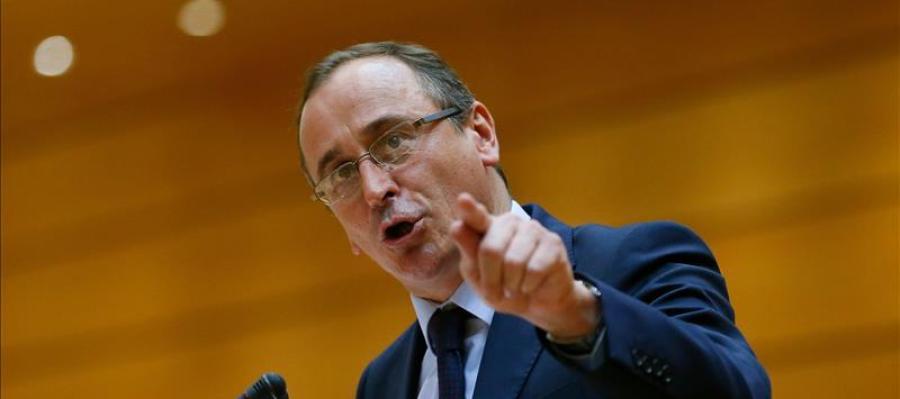 El ministro de Sanidad, Servicios Sociales e Igualdad, Alfonso Alonso