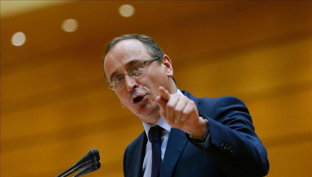 Alfonso Alonso, ministro de Sanidad