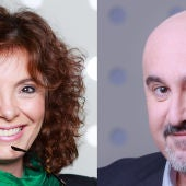 Begoña Gómez de la Fuente y Roberto López Herrero