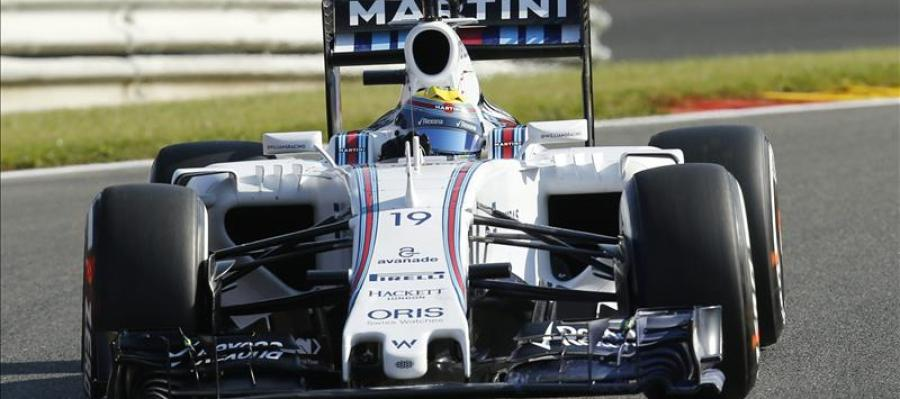 Williams confirma a Massa y Bottas para la próxima campaña