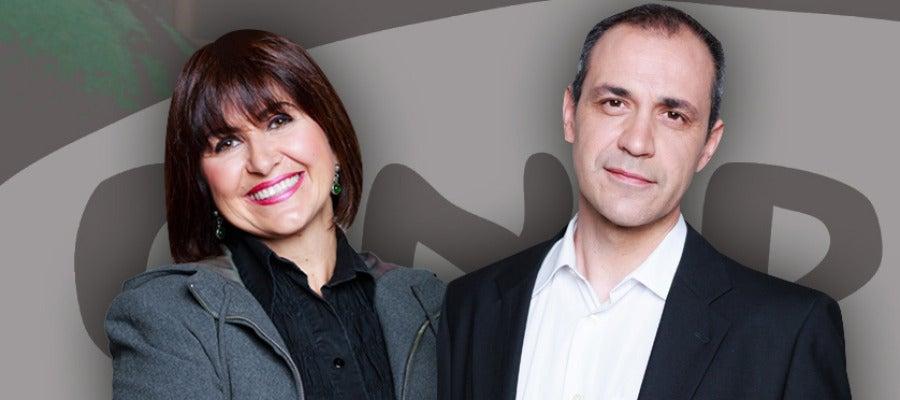 Silvia Casasola y Bruno Cardeñosa, directores de La Rosa de los Vientos