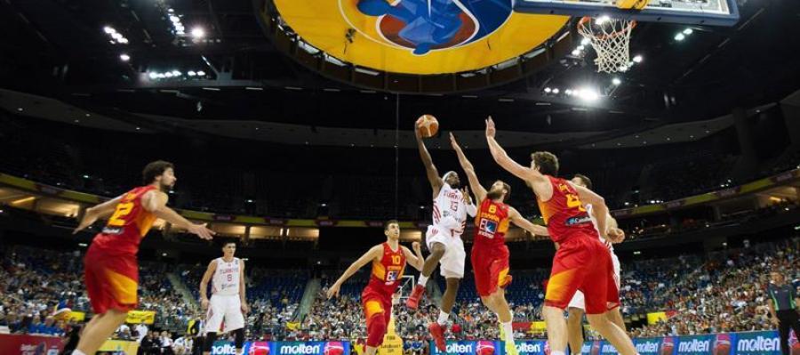 Turquía - España, Eurobasket 2015