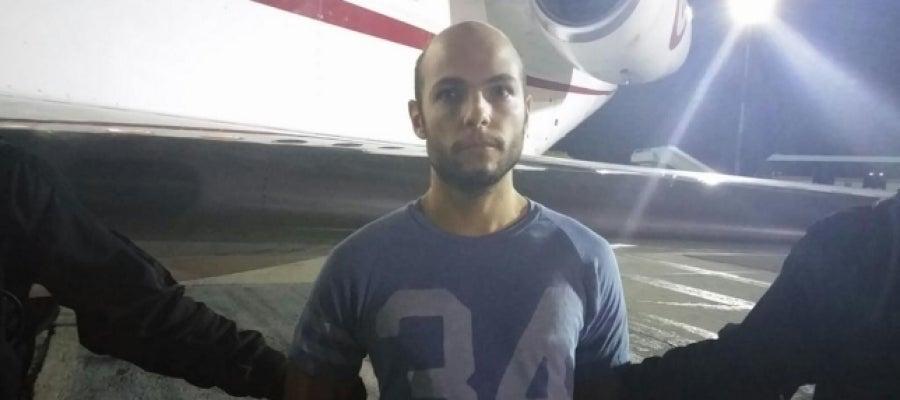 Sergio Morate, principal sospechoso del doble crimen de Cuenca